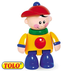 Tolo Toys First Friends: Baietel