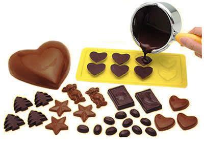 Ciocolată de casă din lapte praf