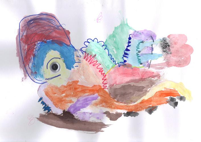 Pictura la copii