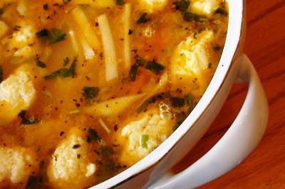 Supă ungurească