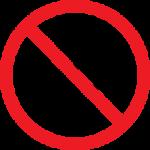 Logo, interzis copiilor sub 3 ani