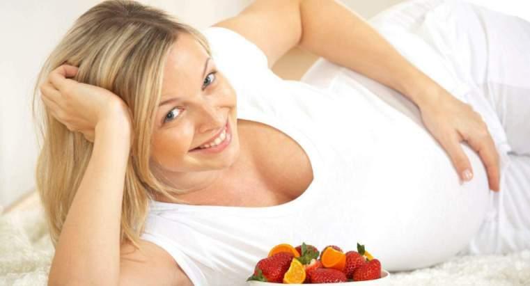 Regimul alimentar pe perioada sarcinii