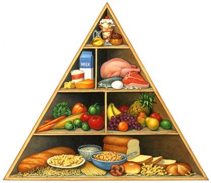 Piramida alimentară