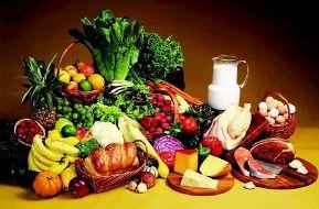 """Mananca sanatos, fructe, legume si carne cu grasimi """"bune"""""""