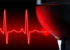 Efectele vinului asupra inimii