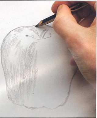 Cum se deseneaza conturul unui obiect?