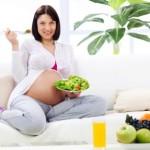 Alimentatia si dieta femeii gravide