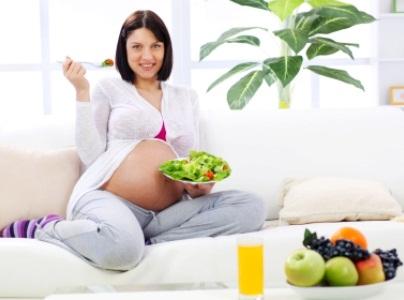 Alimentaţia femeii însărcinate