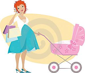 Cumpărături pentru bebeluş