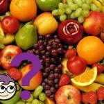 Ghicitori pentru copii despre fructe si legume