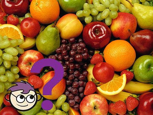 Ghicitori cu fructe si legume