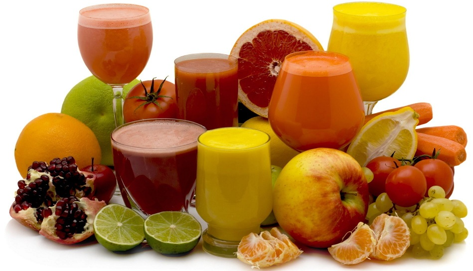 Băuturi răcoritoare din fructe de sezon