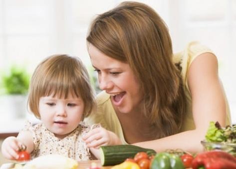 Alimentaţia sănătoasă a copilului