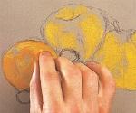 Coloreaza fructele pastelului