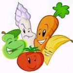 Ghicitori despre legume pentru copii