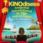 KINOdiseea, festival de film si ateliere de creatie pentru copii