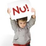 De ce se incapataneaza copiii?
