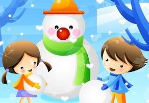 Ghicitori despre iarnă şi Moş Crăciun