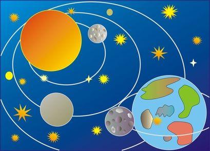 Sistemul solar (A.J. Jenkins)