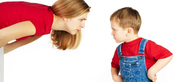 Disciplinarea şi pedeapsa copiilor