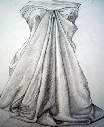Tehnica clar obscur (in moda)