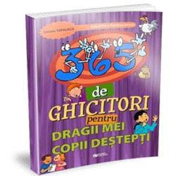 Carte 365 de ghicitori pentru copii