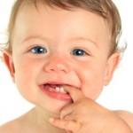 aparitia dintilor de lapte