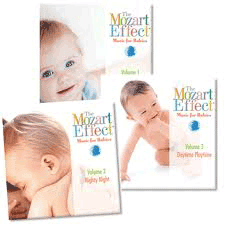 Mozart for babies – Muzica clasica pentru copii