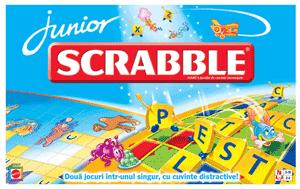 Junior Scrabble - pentru copii