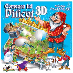 Comoara lui Piticot 3D