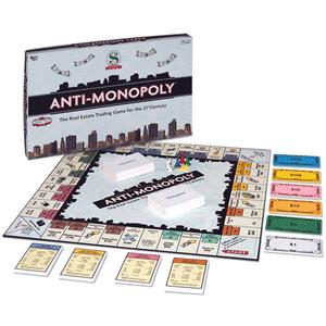 Joc de familie: Anti Monopoly