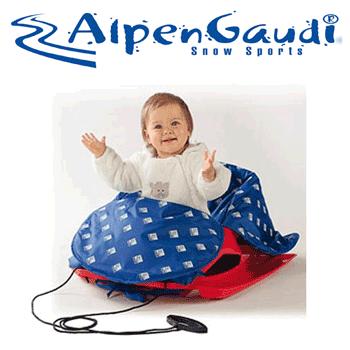 Husa termoizolanta pentru spatar sanie. Alpen Gaudi copii 3-6 ani
