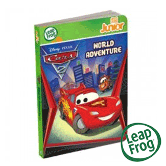 Carte interactiva TAG Junior Leapfrog Disney Cars