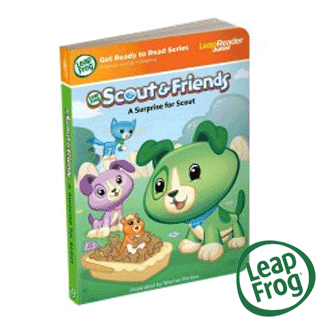 Carte interactiva TAG Junior Scout & Friends Leapfrog