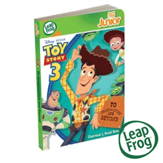 Carte interactiva TAG Junior Leapfrog Toy Story