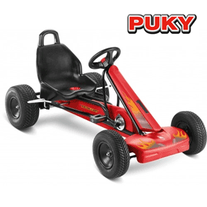 Kart cu pedale Puky pentru copii 6-10 ani