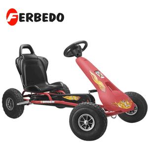 Karturi Ferbedo cu pedale pentru copii