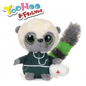 Plusurile cu animalute Yoohoo - Medicul