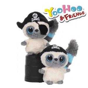 Plusurile cu animalute Yohoo - Wannabee Pirates