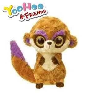 Plusurile cu animalute Yoohoo - Meerkat
