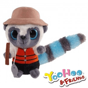 Plusurile cu animalute Yoohoo - Wannabee Fisherman