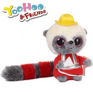 Plusurile cu animalute Yoohoo - Pompierul