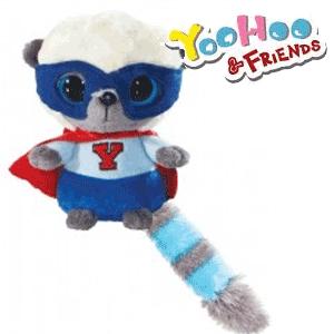 Plusurile cu animalute Yoohoo - Super Eroul