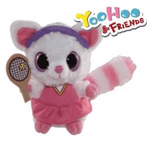 Plusurile cu animalute Yoohoo - Tenis Player