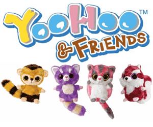 Plusurile animalute Yohoo and Friends