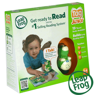 Sistem de citire carti interactive TAG Junior Leapfrog