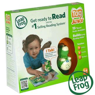 Cartile interactive pentru copii Leapfrog