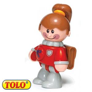 Tolo Toys First Friends: Scolarita