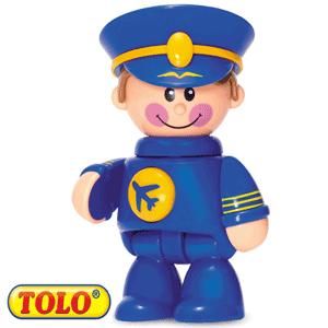 Tolo Toys First Friends Baietel Pilot