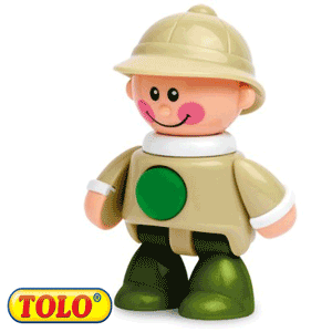 Tolo Toys First Friends: Baietelul Safari
